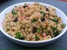 Avoca's Moroccan cous cous