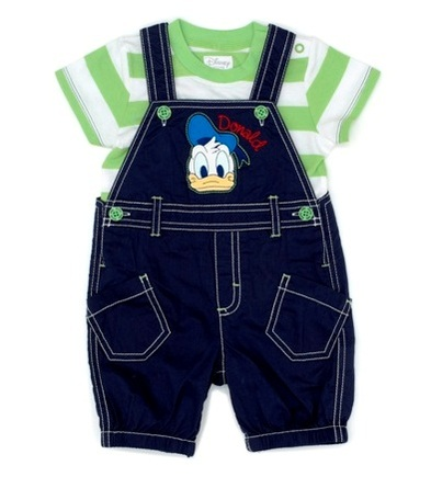 Favourite baby clothes for boys from Disney