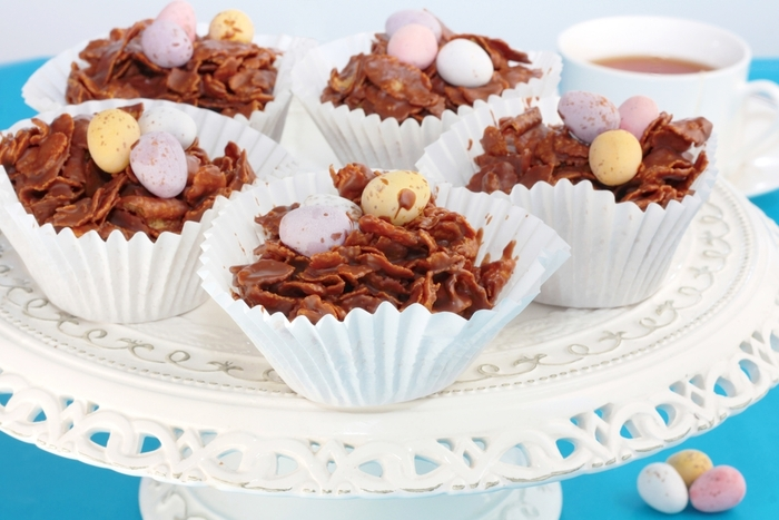 Chocolate Cornflake Cakes Mummypages Mummypages Ie