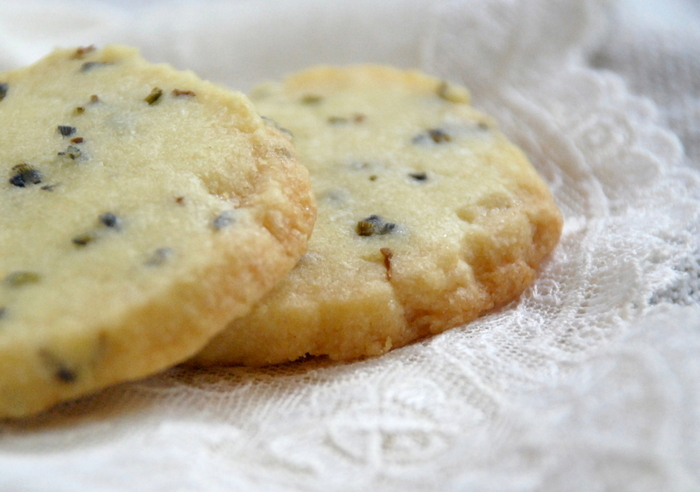 Lavender shortbread | MummyPages.ie