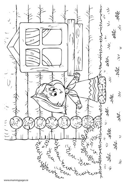 Goldilocks Printables | New Calendar Template Site