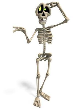 Skeleton hunt