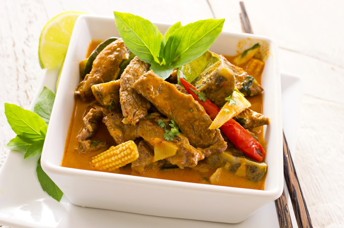 Thai red beef curry | MummyPages.MummyPages.ie