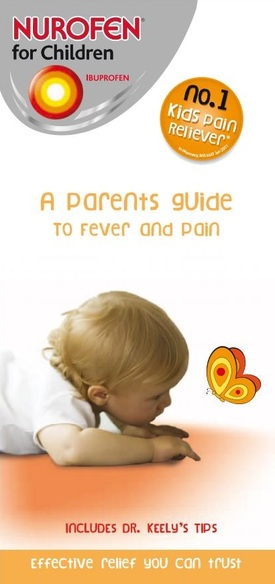 A Parents Guide to Fever and Pain