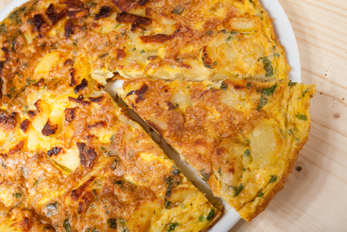 Simple frittata bake | MummyPages.MummyPages.ie