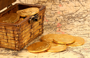 How to organise a treasure hunt for a childrens party