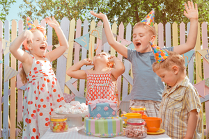 8 summer party games