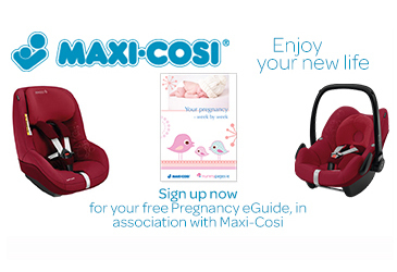 Sign up now for your free Pregnancy eGuide