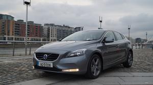 Family car review: Volvo V40 1.6 diesel