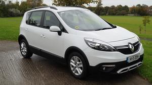 Family car review: Renault Scenic 1.5 diesel