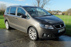 Family car review: SEAT Alhambra 2.0 diesel automatic