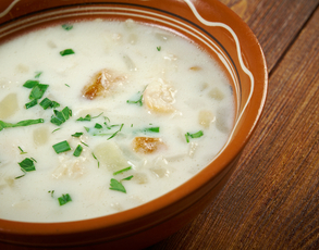 Smoked haddock and celeriac soup | MummyPages.MummyPages.ie