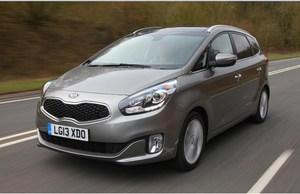 Family car review: Kia Carens 1.7 diesel