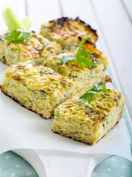 Kale And Roasted Red Pepper Frittata Recipes — Dishmaps