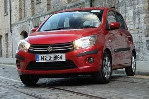 Family car review – Suzuki Celerio