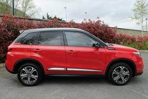 Family car review: Suzuki Vitara