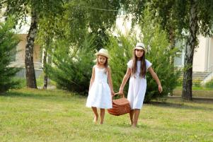 Throw your kids a festival-style garden party!
