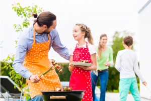Top tips for throwing the perfect summer barbecue this week