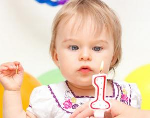 Top tips for your babys first birthday party