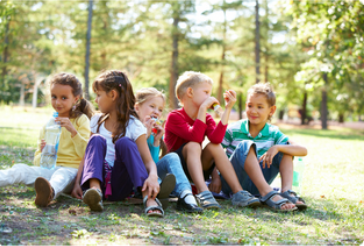 Tips on helping your kids get along with your partners kids
