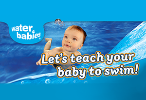 Win a Water Babies beginners course and photoshoot