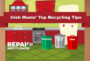 We asked mums to share their top recycling tips