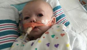 Dad of baby with RSV urges people to wash their hands around babies