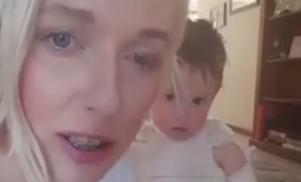 Mum of ill little boy reduced to tears over parking spot confrontations