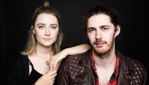 Irish stars Hozier and Saoirse Ronan are teaming up to battle domestic violence