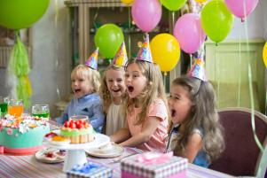 Throwing a birthday party for your little one? Keep these top tips in mind!