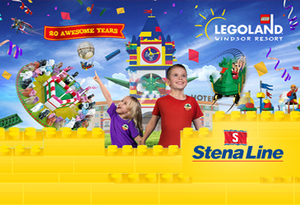 Book your family trip to LEGOLAND now