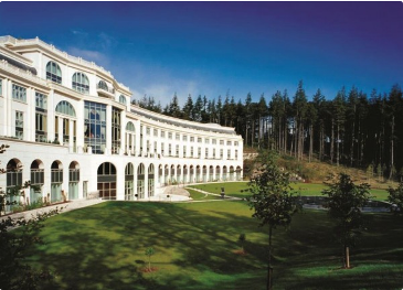 10 reasons we are loving Powerscourt Hotel Resort & Spa