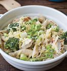 Cheesy Chicken and Broccoli Pasta
