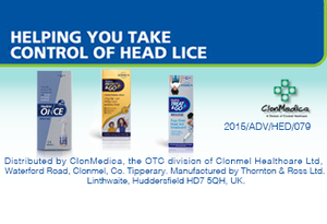 Solve headlice worries in no time