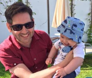 Dad posts EXTREMELY honest post about taking a baby on holiday