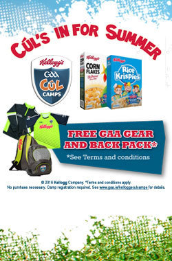 Kelloggs GAA Cúl Camps