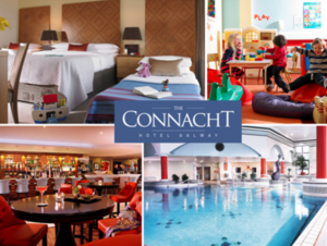 Win a break for the family in Galway