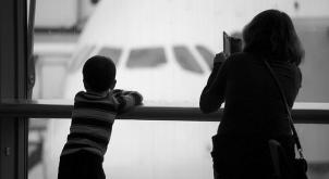 Families being 'turned away' from flights to US over new passport change