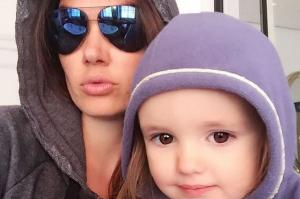 Famous parents hit back at claims their two-year-old is 'sunburnt' in holiday snaps