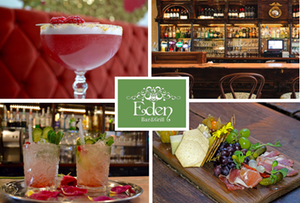 Win brunch for 4 at Eden Bar & Grill, Dublin
