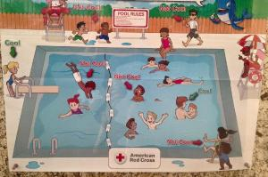 Red Cross forced to remove swim safety signs after parents call it racist