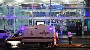 At least 36 people dead and 147 injured in terrorist bombing in Istanbul Airport