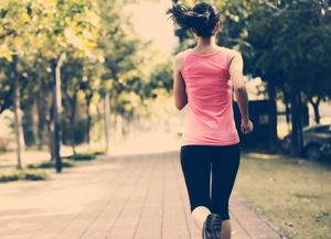 Back to school: 5 top tips for sticking with a healthy eating and exercise plan