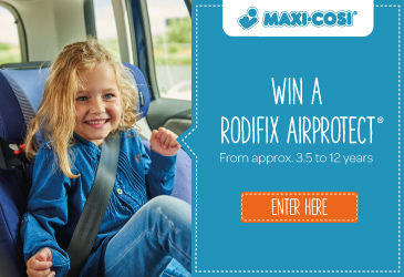 Maxi-Cosi RodiFix AirProtect® car seat