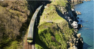 We love Ireland! 10 amazing places that are ONLY a train ride away