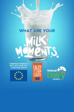 What is your Milk Moment?