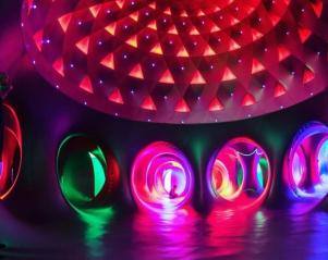 Architects of Air's new luminarium is breathtaking – and the kids will LOVE it