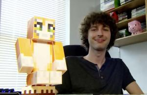 Global YouTube star releases second book, Stick With Stampy!