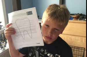 The HILARIOUS plan this boys parents had to get their him to do housework
