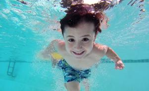 Swimming pool safety when abroad